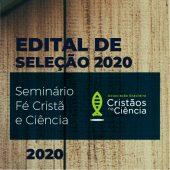 Edital de Seleção 2020