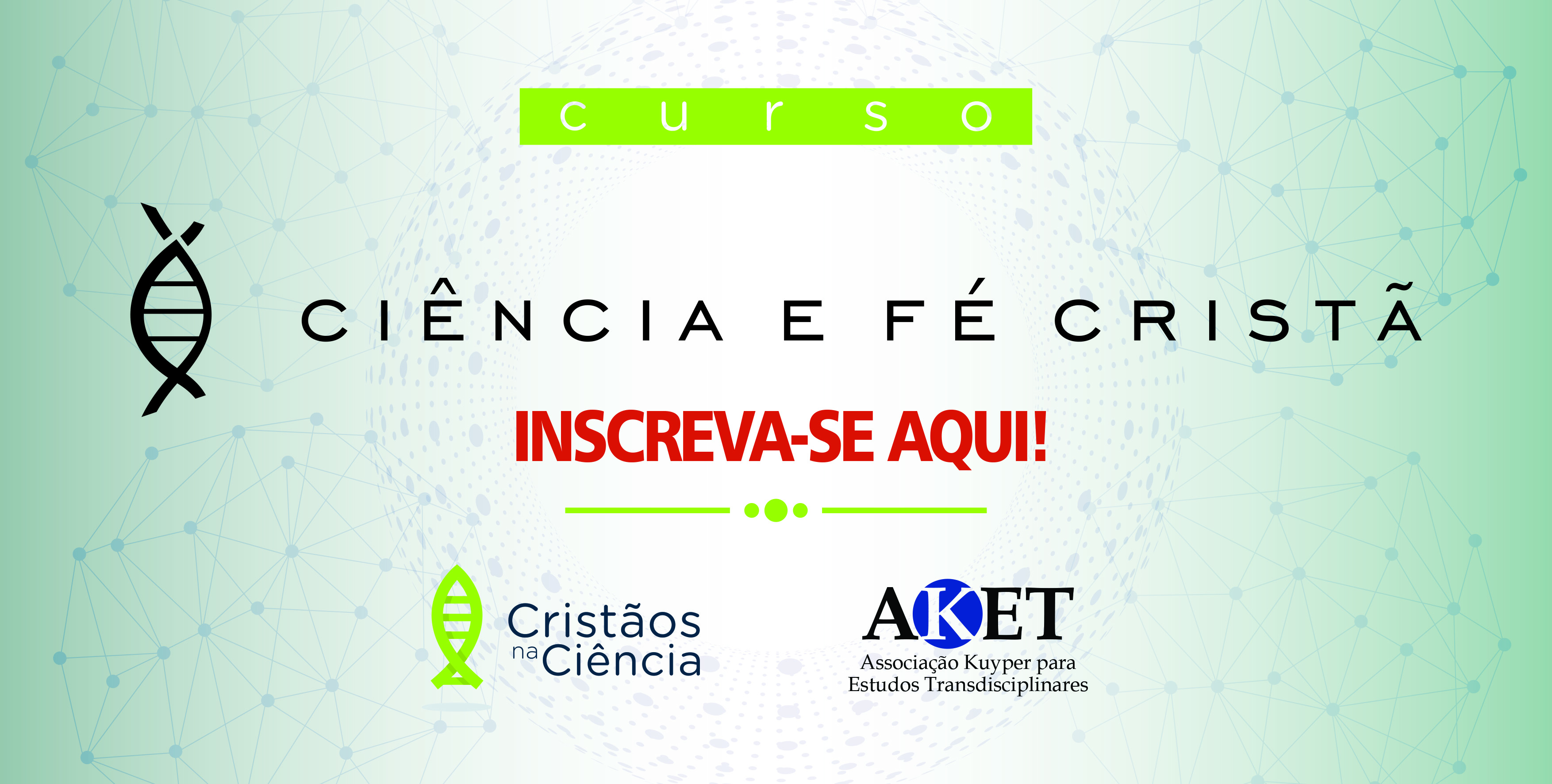 CURSO - CIENCIA E FE CRISTA